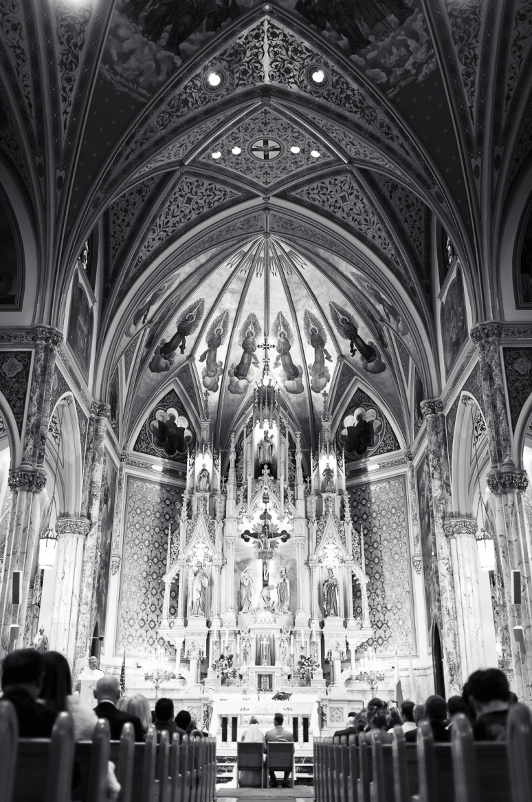 Brooklyn New York Wedding Photographer Polish Catholic Bridge