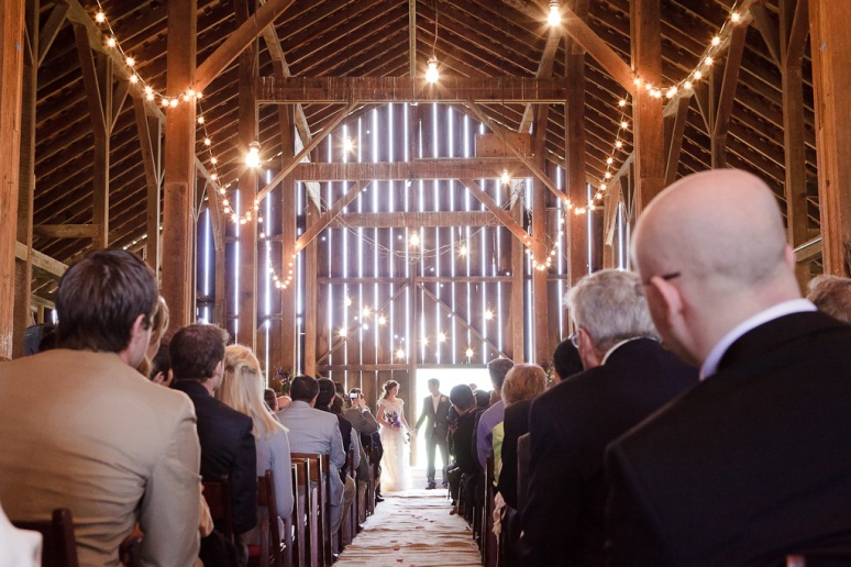 Vintage Wedding Photographer Chileno Valley Ranch Bride and Groom Exchanging Vows