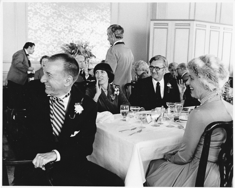 1970s Wedding Photograph of Bride's Father