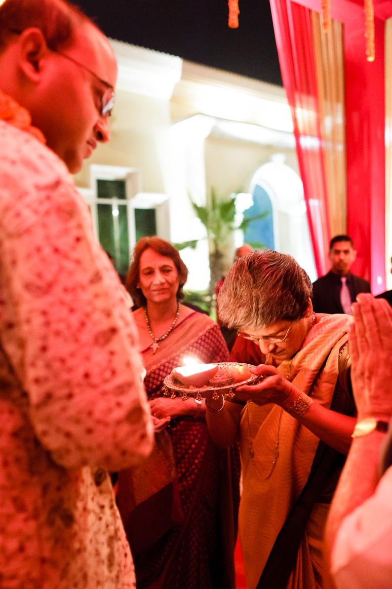 New Delhi Indian Wedding Photographer Grace Havlak Bride's Mother