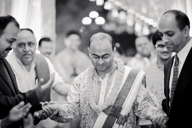 New Delhi Indian Wedding Photographer Grace Havlak Groom Arriving
