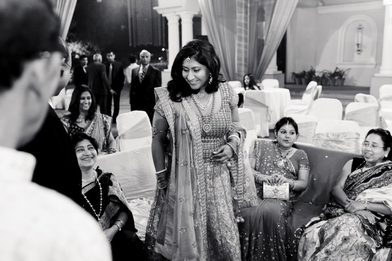 New Delhi Indian Wedding Photographer Grace Havlak Bride