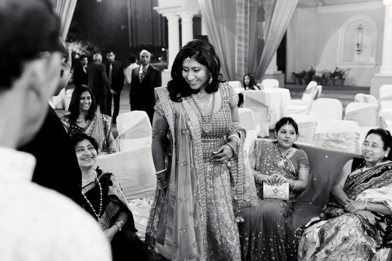 New Delhi Indian Wedding Photographer Grace Havlak Bride