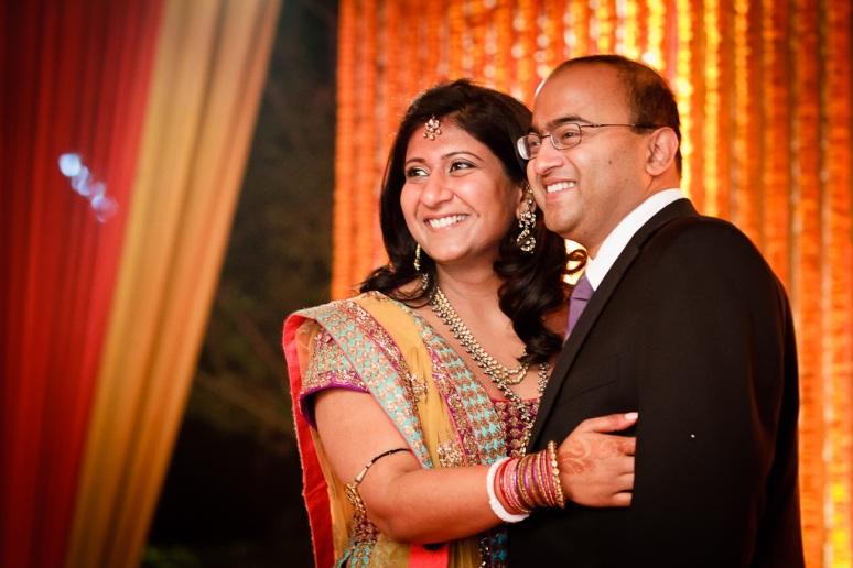 New Delhi Indian Wedding Photographer Grace Havlak Bride and Groom