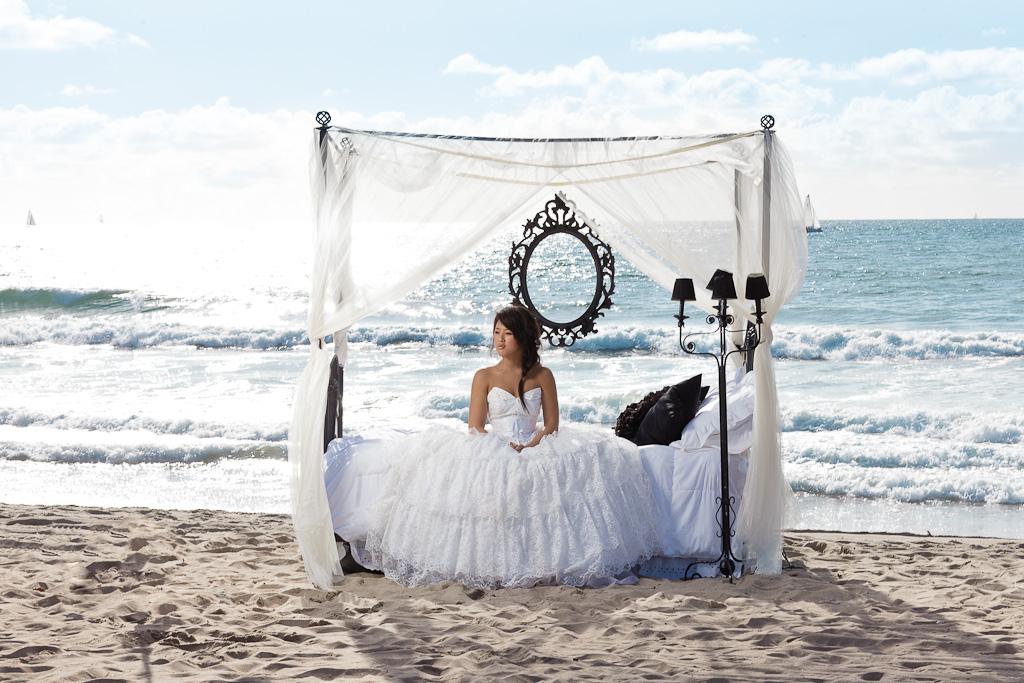 Marina Del Rey: Julie\'s Fantasy Styled Trash The Dress Shoot ...
